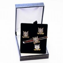 Scots DG - Cufflinks, Tie Slide or Boxed Set from